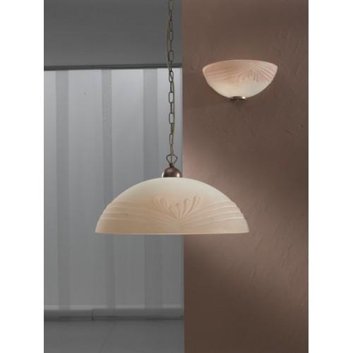 Applique lampada led da parete design classico