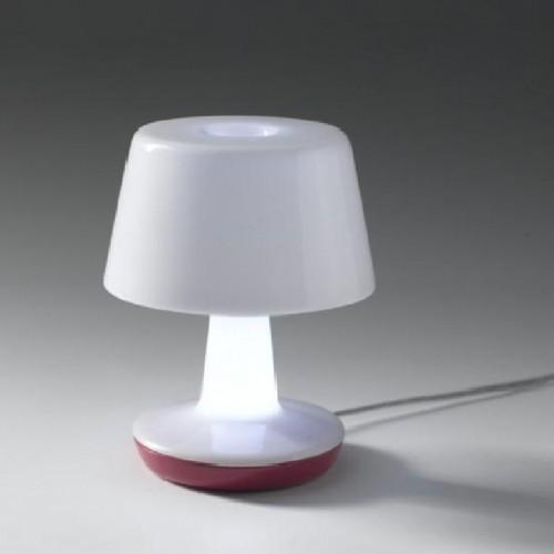 Micro lampada led da comodino e tavolo for Lampade da appoggio