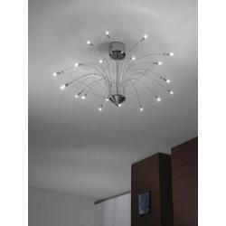 LIGHTFALL - Lampada da Soffitto