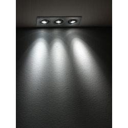 TWEET 3 - Recessed Spotlight