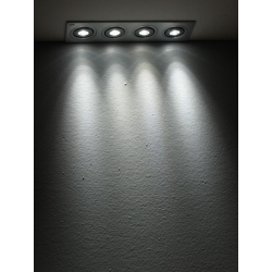 TWEET 4 - Recessed Spotlight