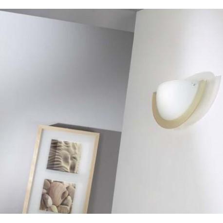LUNA - Lampada Led da parete Applique