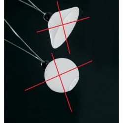 Sospensione per Diffusori per Sistema a Cavi 12V