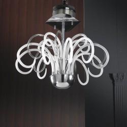 PIOVRA - Lampada Led da soffitto Plafoniera